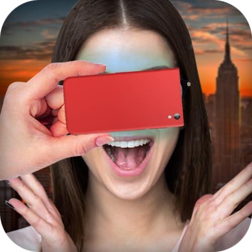 VR in New York 3D Joke