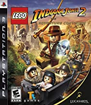 Indiana Jones 2 PlayStation 3 by LucasArts