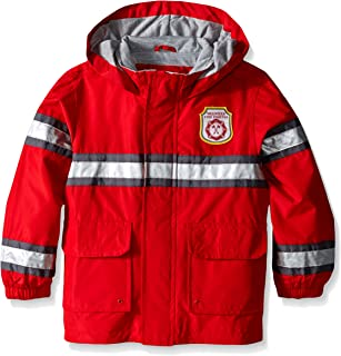Carter's Boys' Toddler Fireman Raincoat Slicker