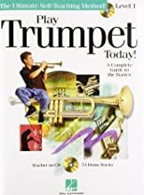 Play Trumpet Today! Beginner's Pack: Book/CD/DVD Pack