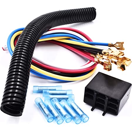 Amazon.com : HD Switch PTO Switch Wire Repair Kit Replaces Scag 483957  481687 483162 430798 Cougar, Wildcat, Cat, STT VRide Sabre Turf Tiger Cub  Cheetah Freedom : Garden & Outdoor | Turf Tiger Pto Switch Wiring Diagram |  | Wiring Diagram Schematics