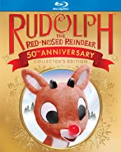Rudolph: The Red-Nosed Reindeer 50th Anniversary