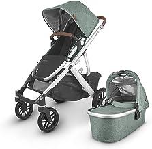 Best UPPAbaby VISTA V2 Stroller - EMMETT (green melange/silver/saddle leather) Review