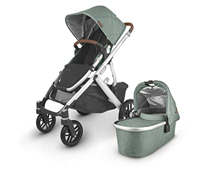 UPPAbaby VISTA V2 Stroller - Best For A Growing Family