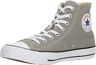 Amazon.com: Grey High Top Converse