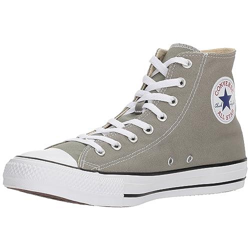 208be1e06b9bc1 Converse Women s Chuck Taylor All Star Seasonal Canvas High Top Sneaker