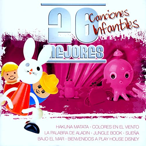 20 Mejores Canciones Infantiles Vol. 1 (The Best 20 Childens Songs) by Pequeñas Grandes Voces de Música Infantil on Amazon Music - Amazon.com