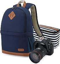 kattee professional canvas slr dslr camera backpack