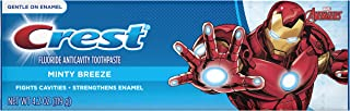 Crest Kid's Toothpaste Featuring Marvel's Avengers, 4.2 Oz