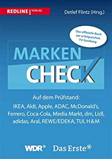 comprar comparacion Markencheck: Auf dem Prüfstand: Ikea, Aldi, Apple, ADAC, McDonald's, Ferrero, Coca-Cola, Media Markt, dm, Lidl, adidas, Ar...