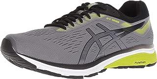 ASICS Men's GT-1000 7 Running Shoes, 11.5W, Carbon/Black