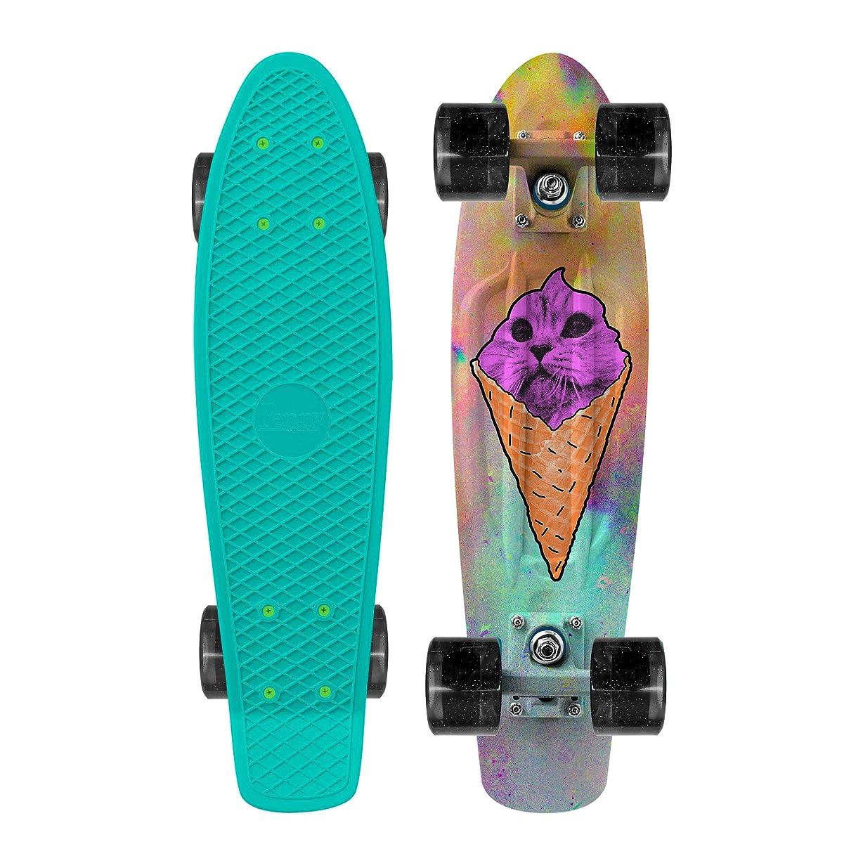 パブ利点中性Penny Skateboard(ペニースケートボード) PENNY GRAPHICS COMPLETE 22