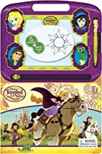 Tangled - Learning Book With Magnetic Drawing Pad