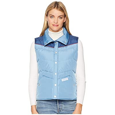 16b4e8fffc8 Obermeyer Carson Down Vest (Storm Squall) Women