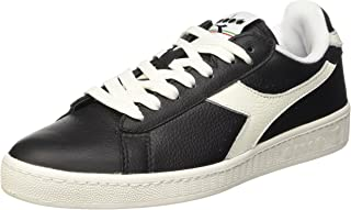black diadora shoes