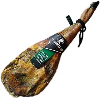 5 kg Frigående Pata Negra Iberisk Skinka (Skuldra) från Spanien - En riktig spansk gourmetupplevelse att dela med nära och...