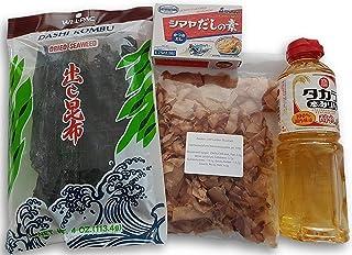 Hon Mirin, Dashi Kombu Dried Kelp Braunalgen, Katsuobushi 10