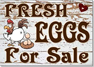 Eggs for Sale A4 Duck Eggs for Sale Sign 300 x 200mm
