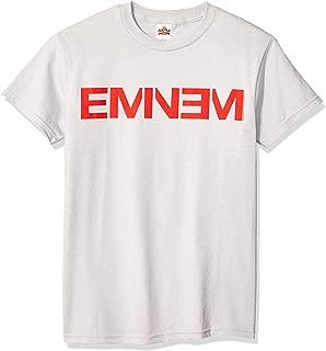 Men's Eminem Logo T-Shirt Grey
