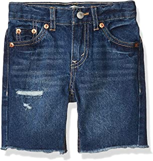 Levi's Little Boys' 511 Slim Fit Denim Shorts