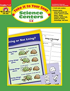 Take It to Your Seat Science Centers, Grades 1-2