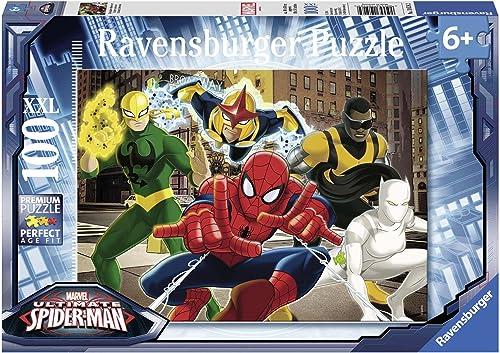 Descuento del 70% barato Spiderman - Ultimate Spiderman, puzzle de 100 piezas XXL (Ravensburger (Ravensburger (Ravensburger 10518 2)  contador genuino