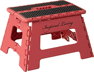 Inspired Living Step Heavy Duty folding-stools, 9
