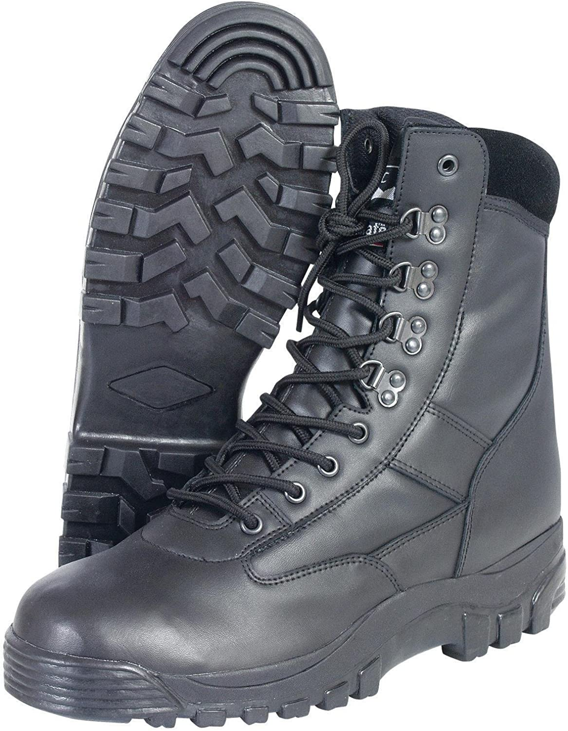 Milcom British Military Products - Boots All Leather