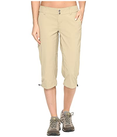 Columbia Saturday Trail II Knee Pant (British Tan) Women