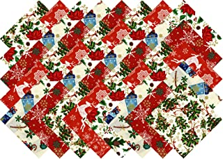 extra wide christmas fabric