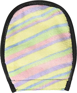 Water Sports Sand-Off Beach Sand Cleaner Wipe Off Mitt, Multi-Color