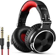 Sponsored Ad - OneOdio Over Ear Headphone, Wired Bass Headsets with 50mm Driver, Foldable Lightweight Headphones with Shar...
