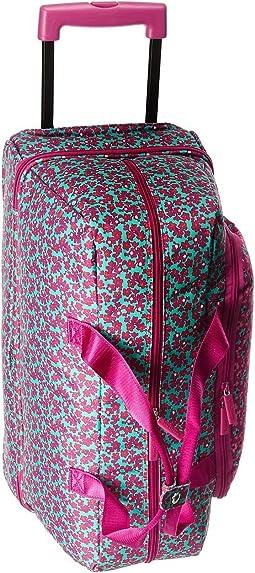 Vera Bradley Luggage - Lighten Up Wheeled Carry-on