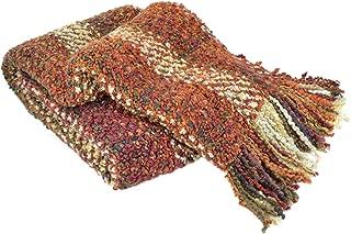 Kennebunk Home Ombre Luxurious Woven Throw, 3'9