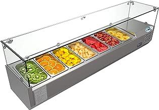 Best deli prep station fridge Reviews