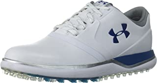 Under Armour Mens 1297176 Performance Spikeless White Size:
