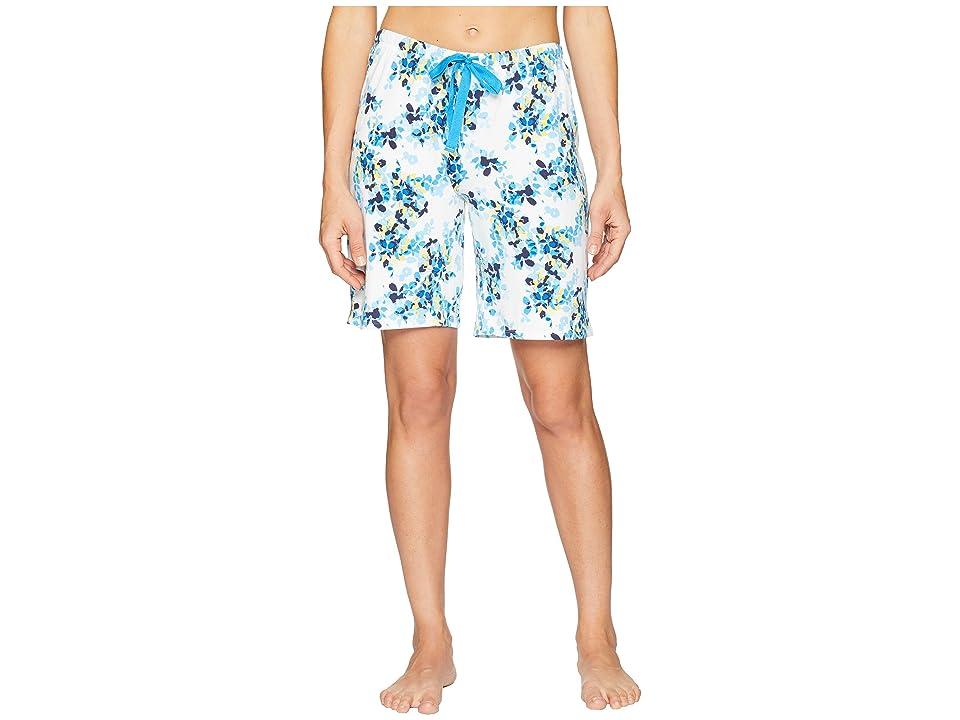 Jockey Printed Bermuda Shorts (Petal Play) Women