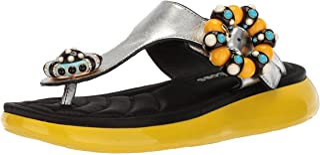 Marc Jacobs Women's Mabel Embellished Sandal Flat