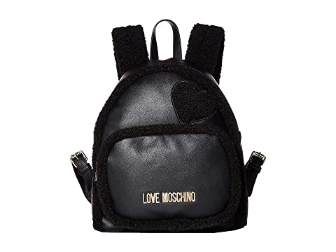 LOVE Moschino Stay Warm Backpack