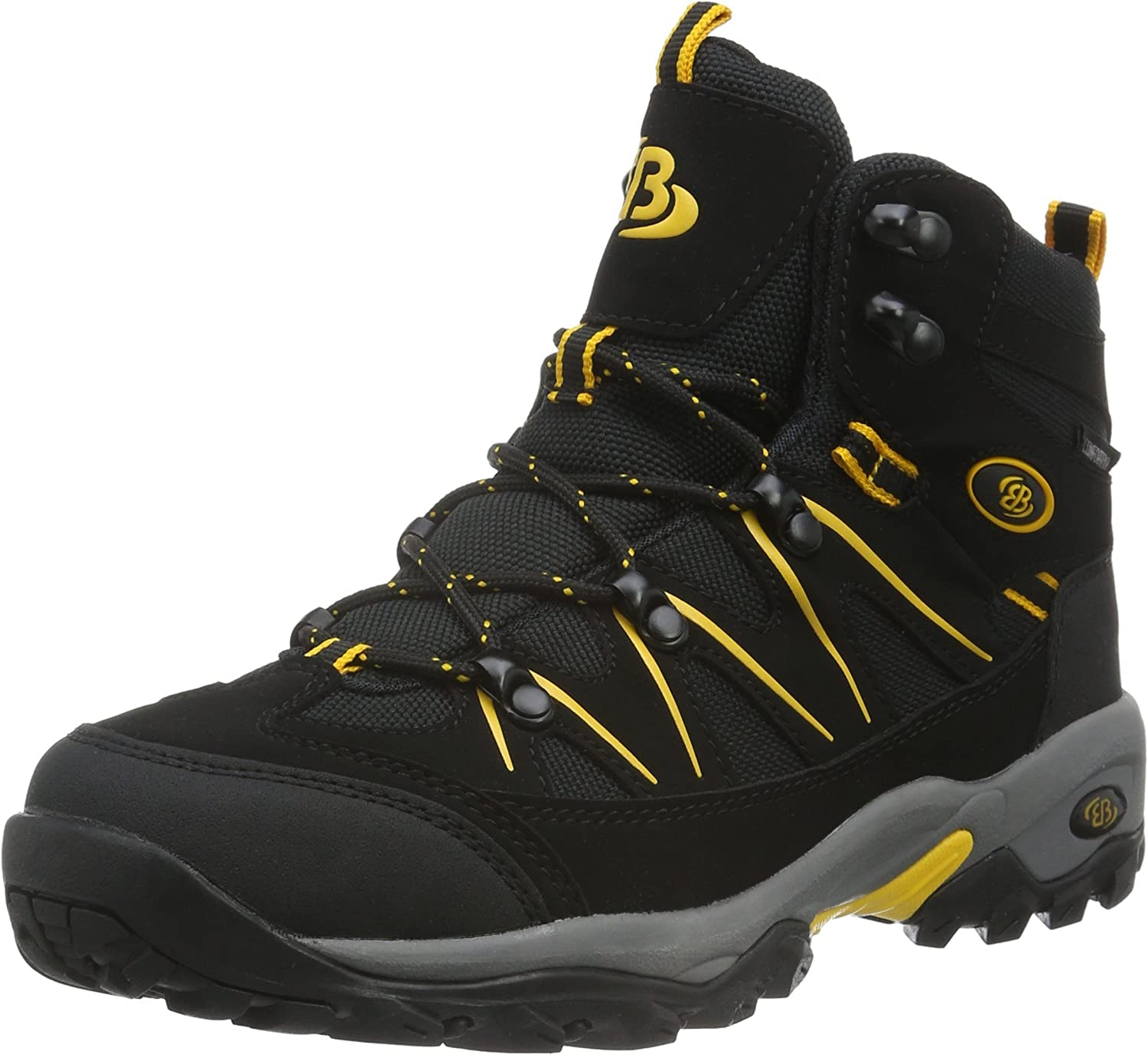 Bruetting Unisex Adults' Mount Hunter High Low Rise Hiking Boots