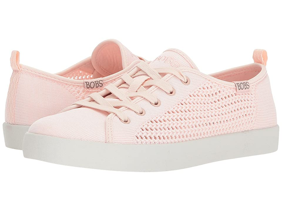 BOBS from SKECHERS Bobs B-Loved Spring Blossom (Light Pink) Women