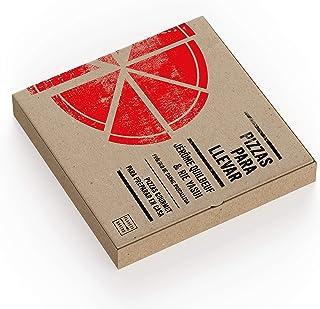 Pizzas para llevar: Prólogo de Carme Ruscadella