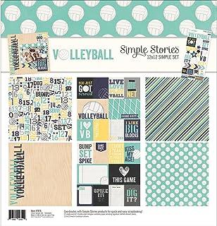 Simple Stories Collection Kit, Paper, Multi-Colour, 35 x 31 x 0.2 cm