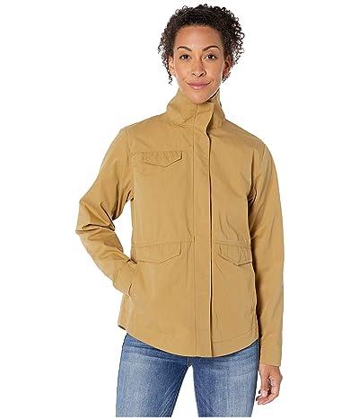 NAU Introvert Crop Jacket (Nutmeg) Women