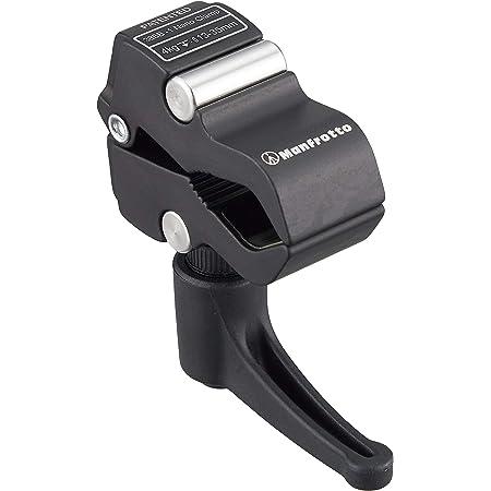Manfrotto 386b 1 Nano Clamp Mit Kerbe Für Verdehschutz Kamera