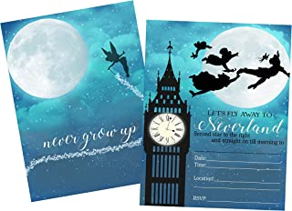 Best peter pan invitations Reviews