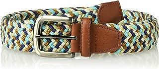 Arnold Palmer Men's Elastic Braided Golf Belt