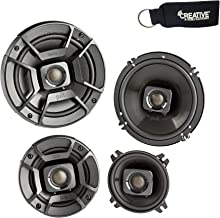 """$122 » Polk Audio - A Pair of DB652 6.5"""" Coaxial and A Pair of DB402 4"""" Speakers - Bundle Includes 2 Pair"""