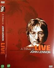 John Lennon -A Tribute to LIVE