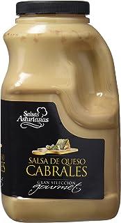 Salsas Asturianas Salsa Queso Cabrales - 1000 gr